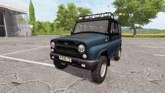 УАЗ-315195 Хантер v1.01