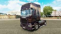 Скин Viking на тягач Scania