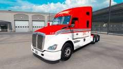 Скин Lexan Transport на тягач Kenworth T680