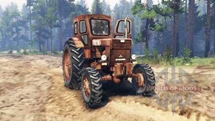 Т-40 для Spin Tires
