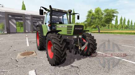 Fendt Favorit 512C Turbomatic v2.0.5 для Farming Simulator 2017