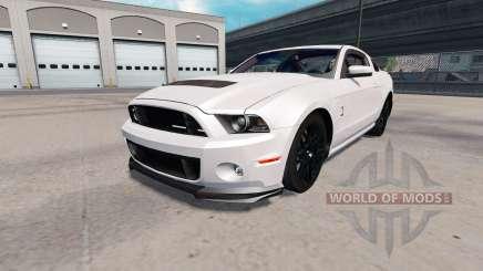 Shelby GT500 для American Truck Simulator