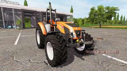 New Holland T4.75 v2.2 для Farming Simulator 2017