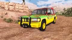 Gavril Roamer Tour Car Jurassic Park v0.7