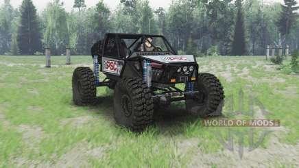 Nix Mantis Crawler v2.0 для Spin Tires