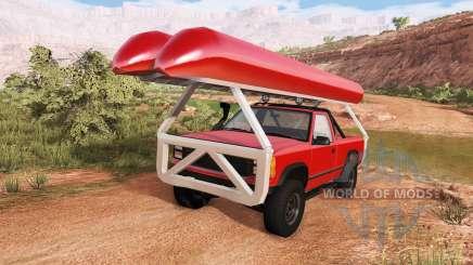 Gavril D-Series deployable pontoons v0.65 для BeamNG Drive