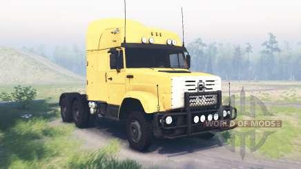 ЗиЛ 133-05А v2.0 для Spin Tires