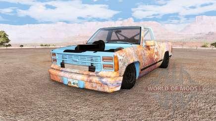 Gavril D-Series old smokey v1.1 для BeamNG Drive