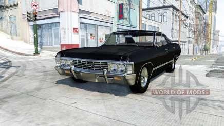 Chevrolet Impala 1967 для BeamNG Drive