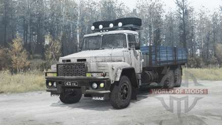 КрАЗ 250 1978 для MudRunner