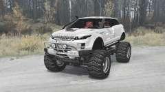 Land Rover Range Rover LRX 2008
