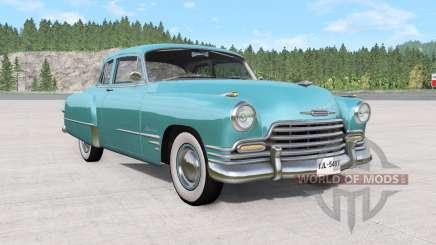 Burnside Special coupe v1.02 для BeamNG Drive
