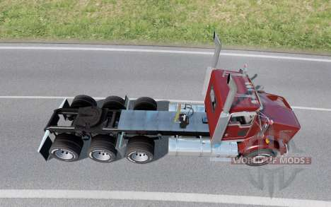 Kenworth T800 1992 для Euro Truck Simulator 2