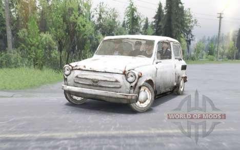 ЗАЗ 965 Запорожец S.T.A.L.K.E.R. для Spin Tires