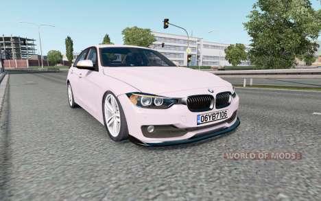 BMW 320i (F30) 2015 для Euro Truck Simulator 2