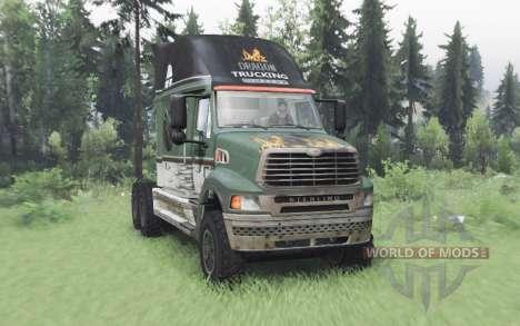 Sterling A9500 Dragon v1.3 для Spin Tires