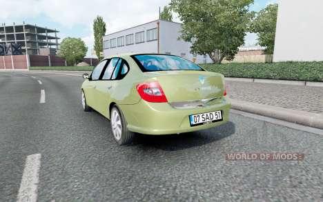 Renault Symbol 2009 v1.2 для Euro Truck Simulator 2