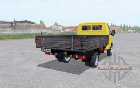 ГАЗ-3302 ГАЗель 2003 для Farming Simulator 2017