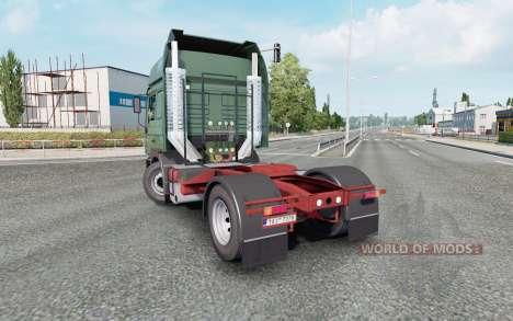 MAN F2000 19.414 1994 v1.0.5 для Euro Truck Simulator 2