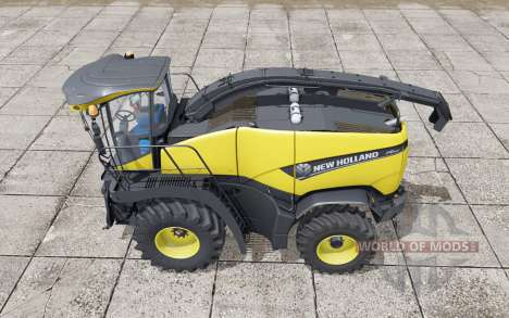 New Holland FR850 design selection для Farming Simulator 2017