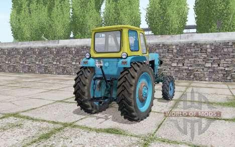 ЮМЗ 6Л с анимацией дверей для Farming Simulator 2017