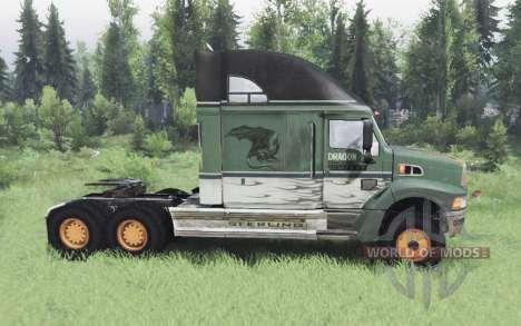 Sterling A9500 Dragon для Spin Tires