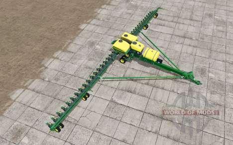John Deere DB90 36Row для Farming Simulator 2017