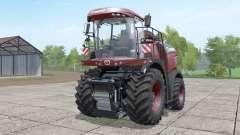 Krone BiG X 580 tuning для Farming Simulator 2017
