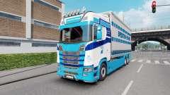 Scania S Tandem Spedition Hohner
