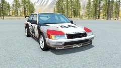 Ibishu Pessima Quattro Racing skin для BeamNG Drive