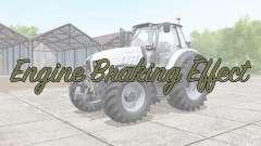 Engine Braking Effect