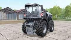 Krone BiG X 580 black для Farming Simulator 2017