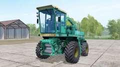 Дон 680 с жатками для Farming Simulator 2017