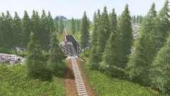Forestry Land для Farming Simulator 2017