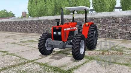 Massey Ferguson 275 Advanced для Farming Simulator 2017