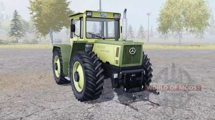 Mercedes-Benz Trac 1600 Turbo 1987 для Farming Simulator 2013