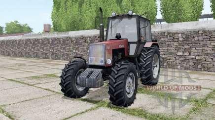 МТЗ 1221 Беларус с интерактивным управлением для Farming Simulator 2017