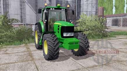 John Deere 7430 Premium 2007 washable для Farming Simulator 2017