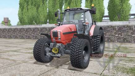 Same Fortis 160 new wheels для Farming Simulator 2017