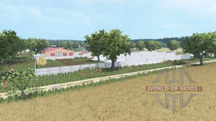 Majsterkowo для Farming Simulator 2015