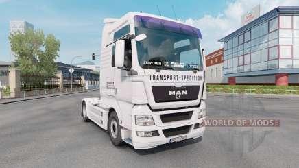 MAN TGX E5 для Euro Truck Simulator 2