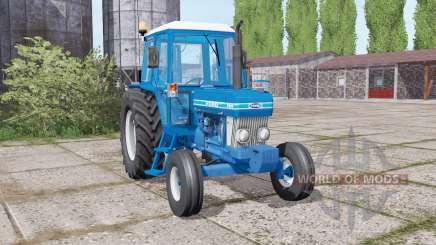 Ford 7610 loader mounting для Farming Simulator 2017