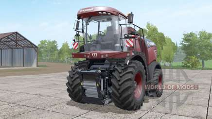 Krone BiG X 580 tuning для Farming Simulator 2017