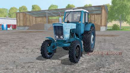 МТЗ 52 Беларусь с погрузчиком для Farming Simulator 2015