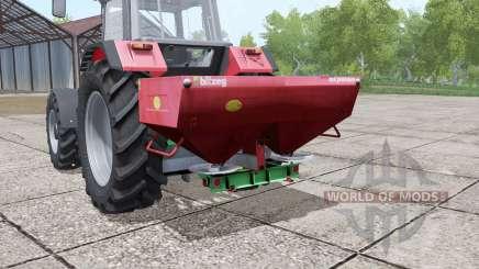 Unia MX 850 для Farming Simulator 2017