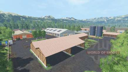 Angelner v1.2 для Farming Simulator 2015