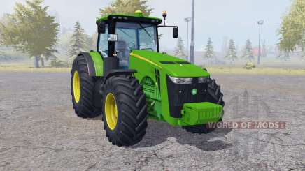 John Deere 8360R add weights для Farming Simulator 2013