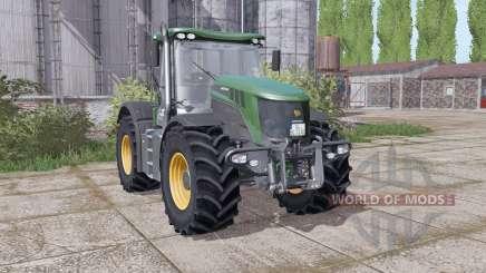 JCB Fastrac 3230 Xtra more configurations для Farming Simulator 2017