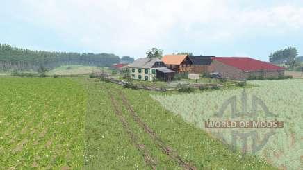 Weisingen для Farming Simulator 2015