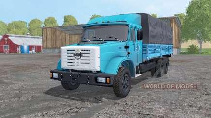 ЗиЛ 133Г40 для Farming Simulator 2015